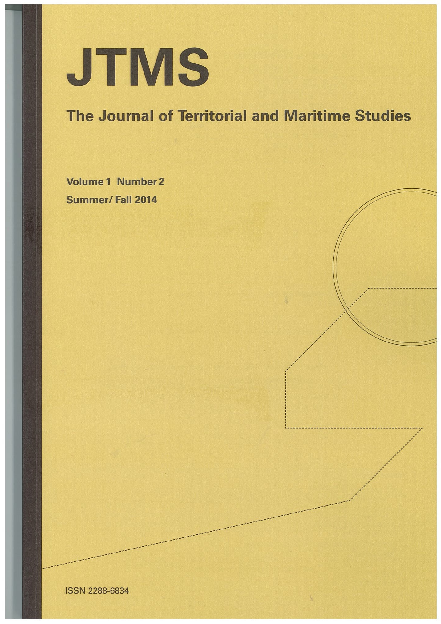 The Journal of Territorial and Maritime Studies Vol. 1 No. 2